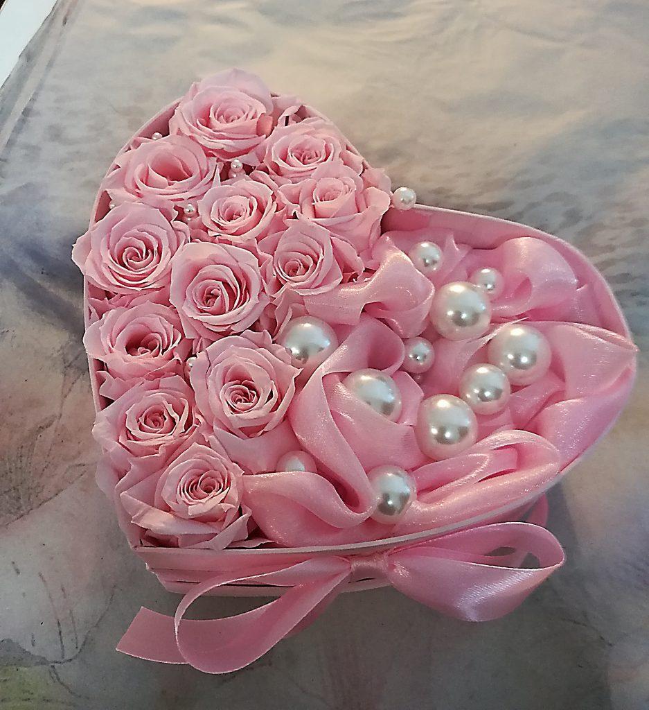 Box Ružový